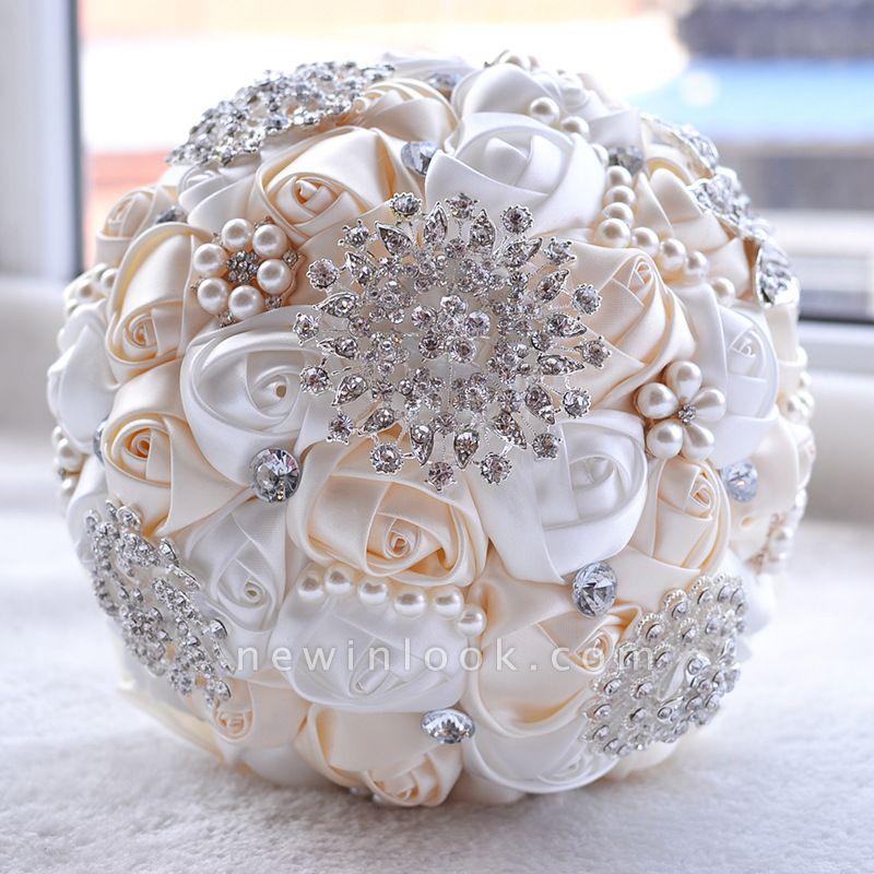 Gorgeous Beading Quinceanera Bouquet in Multiple Colors