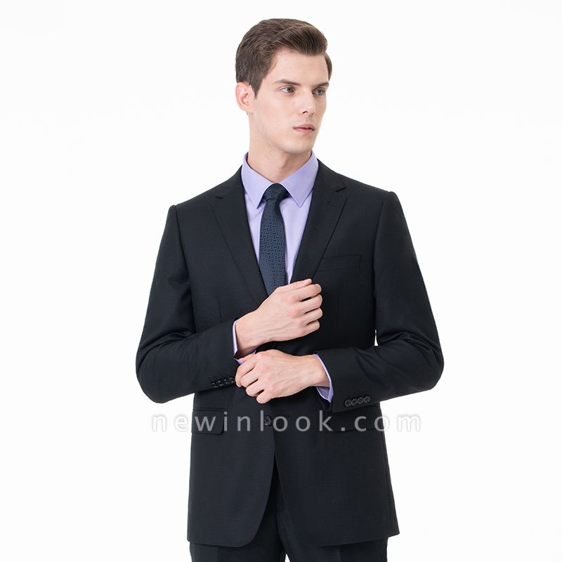 High Quality Two-piece Suit Single Breasted Chambelanes Tuxedos