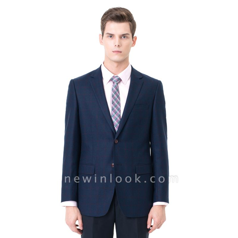 Two-piece Suit Peak Lapel Two Button Single Breasted Slim Fit | Chambelanes tuxedos for my quince