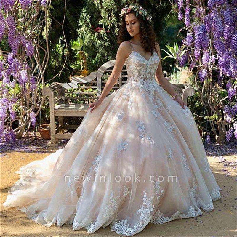 Elegantes correas espaguetis Tiendas de ropa de quincea_era cerca de mí | Encaje espalda abierta dulce 16 vestidos largos