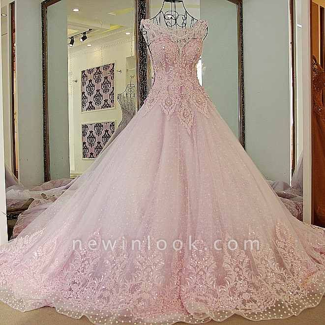 Exquisite Sweetheart Appliques Pearls Quinceanera Dress