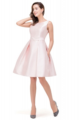 EMERSON | Quinceanera Sleeveless Knee Length Sleeveless Dama Dresses_5