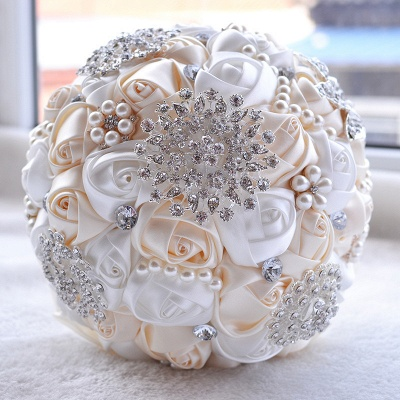 Gorgeous Beading Quinceanera Bouquet in Multiple Colors_1