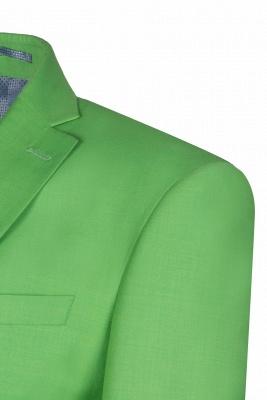 Dise_o elegante y con estilo Jade | Pecho Solapa posterior del pico de ventilación_4
