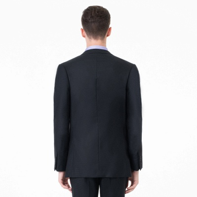 High Quality Two-piece Suit Single Breasted Chambelanes Tuxedos_5