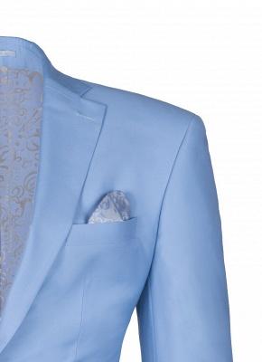 Personalizar Piscina Vent Peak Traje | azul tinta para los hombros_3