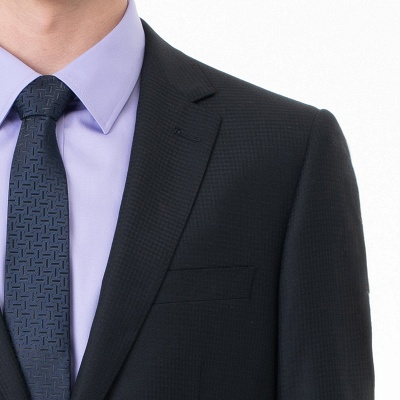 High Quality Two-piece Suit Single Breasted Chambelanes Tuxedos_4