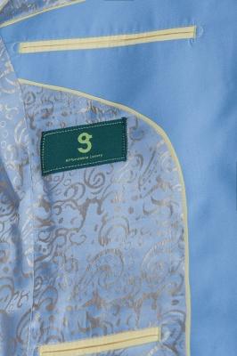 Personalizar Piscina Vent Peak Traje | azul tinta para los hombros_6
