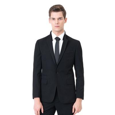 Moda pico solapa dos piezas | con pantalones trajes de boda_1