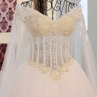 Exquisite Sweetheart Sleeveless Beading Long Quinceanera Dress_5