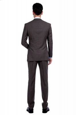 New Single Breasted Tailored Tuxedos for my Quince  | Slim Fit 3 Pocket Peak Lapel Chambelanes  Custom Suits For Man_3
