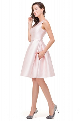EMERSON | Quinceanera Sleeveless Knee Length Sleeveless Dama Dresses_6