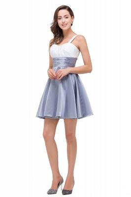EVANGELINE | Quinceanera Sleeveless Sweetheart Short Chiffon Dama Dresses_9