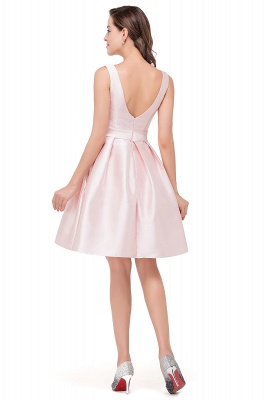 EMERSON | Quinceanera Sleeveless Knee Length Sleeveless Dama Dresses_3