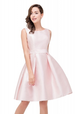 EMERSON | Quinceanera Sleeveless Knee Length Sleeveless Dama Dresses_8
