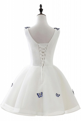 ANGEL | Quinceanera Cute 15 Dama Dress With Butterfly_3