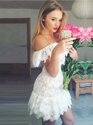 Trendy Bateau Backless Dama Dresses Hot Sleeveless Mermaid XV Dama Dresses_1